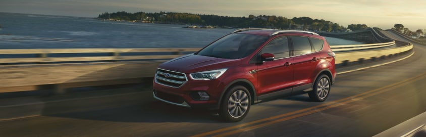 Ford Escape SUV Lease Deals in Ohio