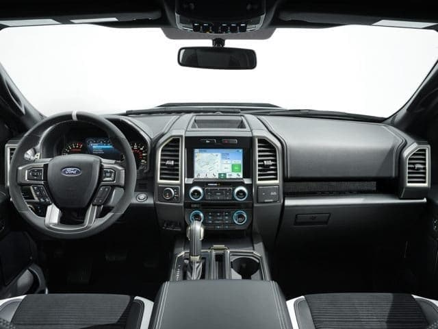 2018 Ford F-150 Raptor Interior