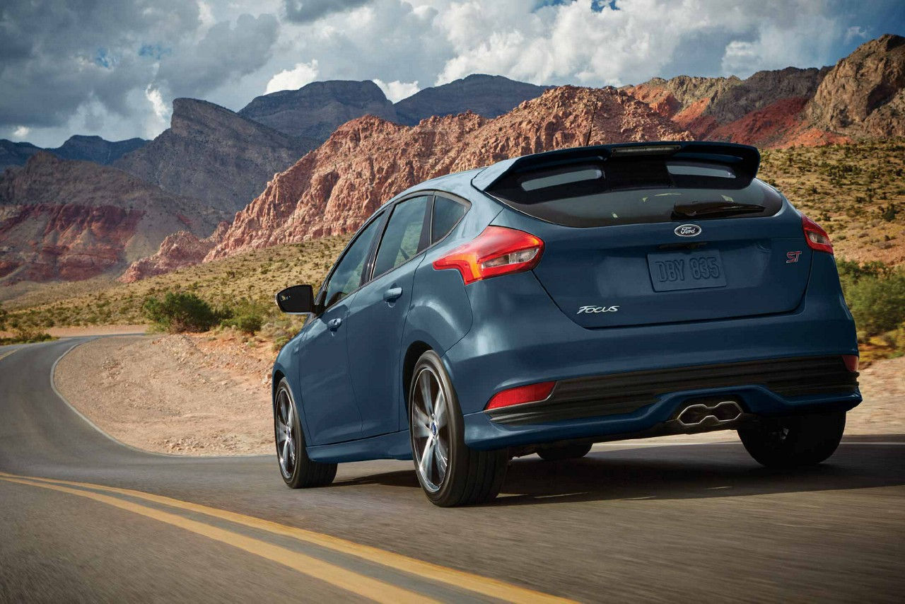 Buy Or Lease A Ford Focus From Mike Dorian Ford