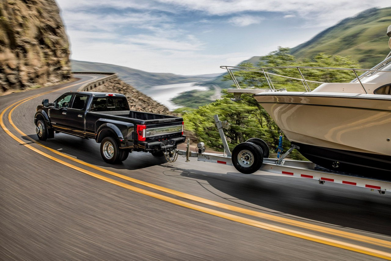 Super Duty Award Winning Truck