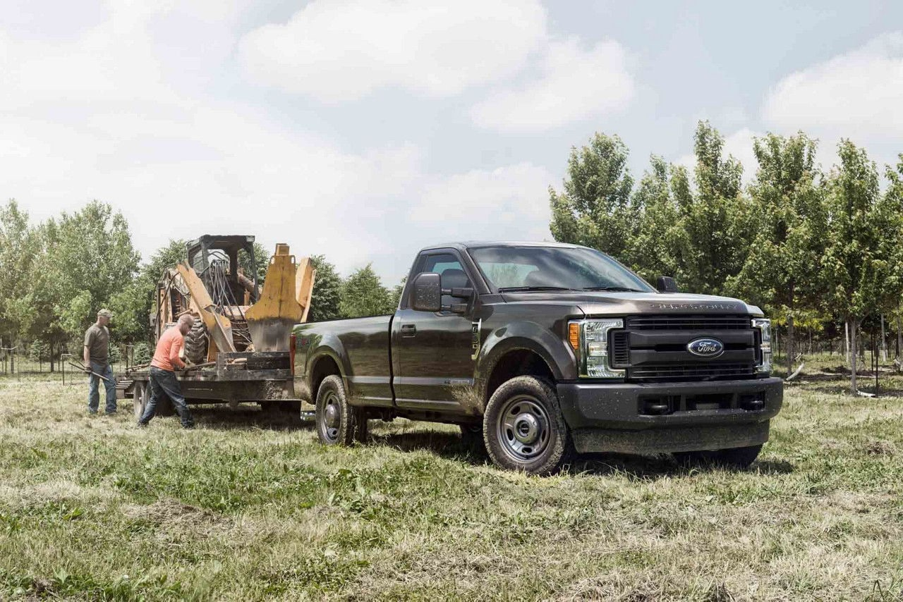 Ford Super Duty Commercial