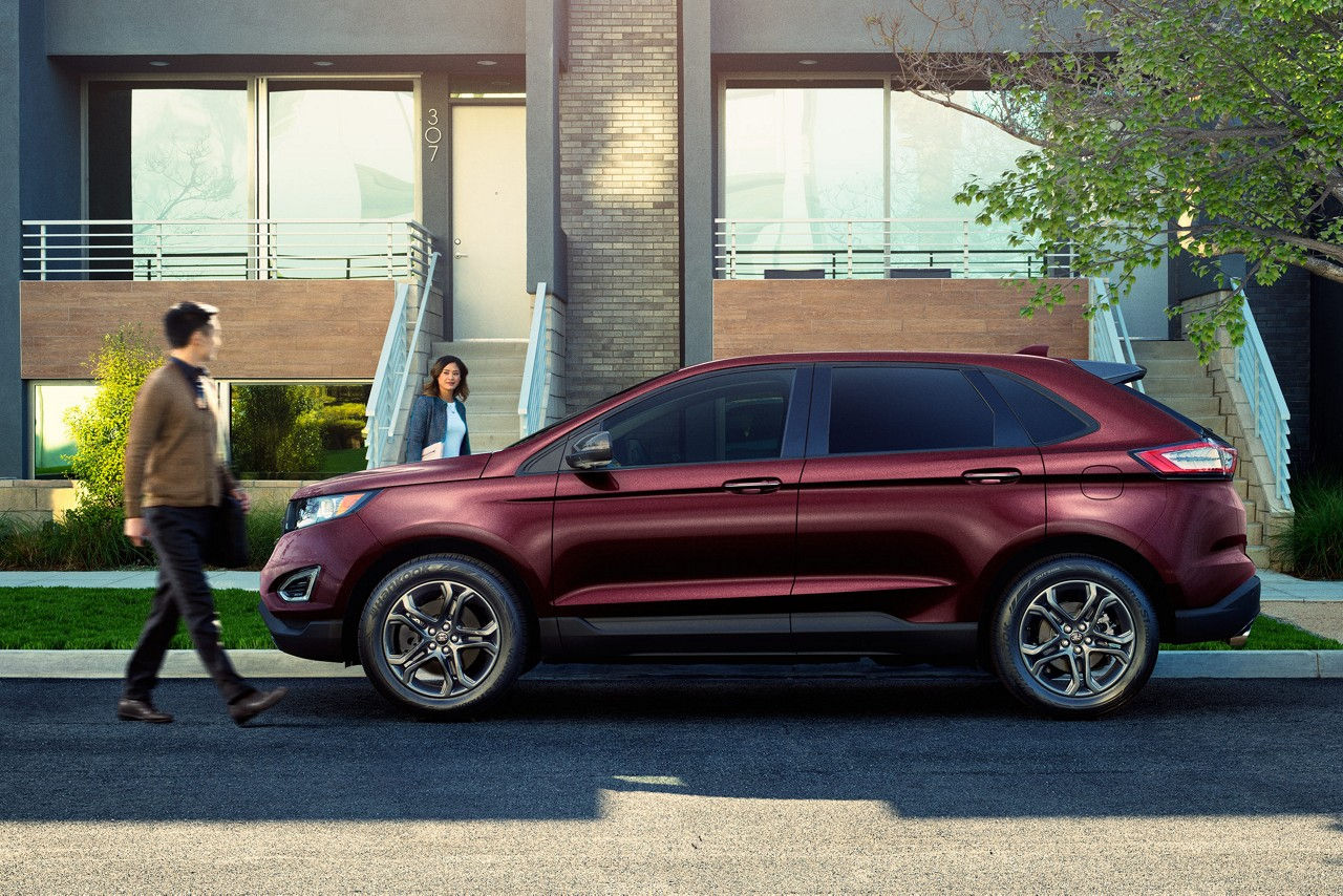 2018 Edge SEL with a Sport Appearance Package