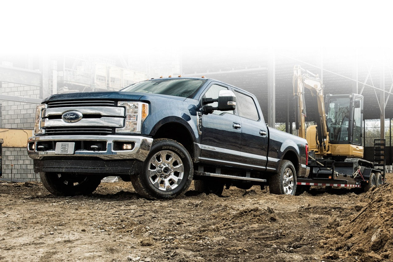 Super Duty Best in Class Maximum Conventional Tow Rating
