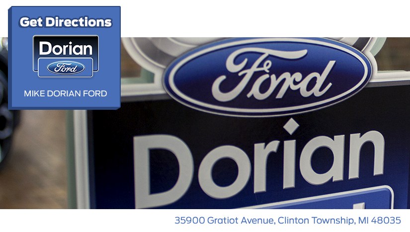 Have ... & Map u0026 Directions to your Local Ford Dealer Mike Dorian Ford markmcfarlin.com