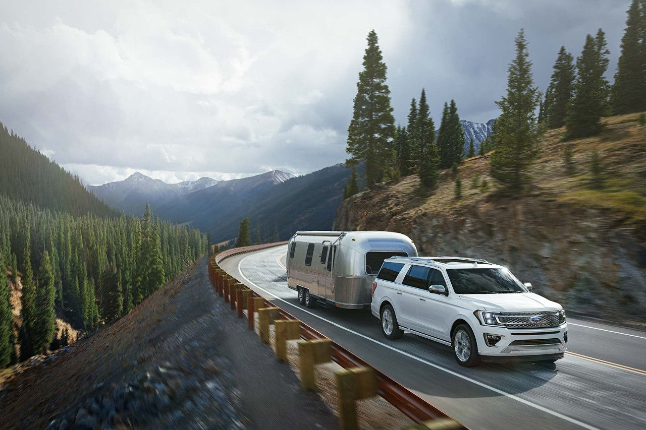 2018 Ford Expedition Capability meets premium comfort
