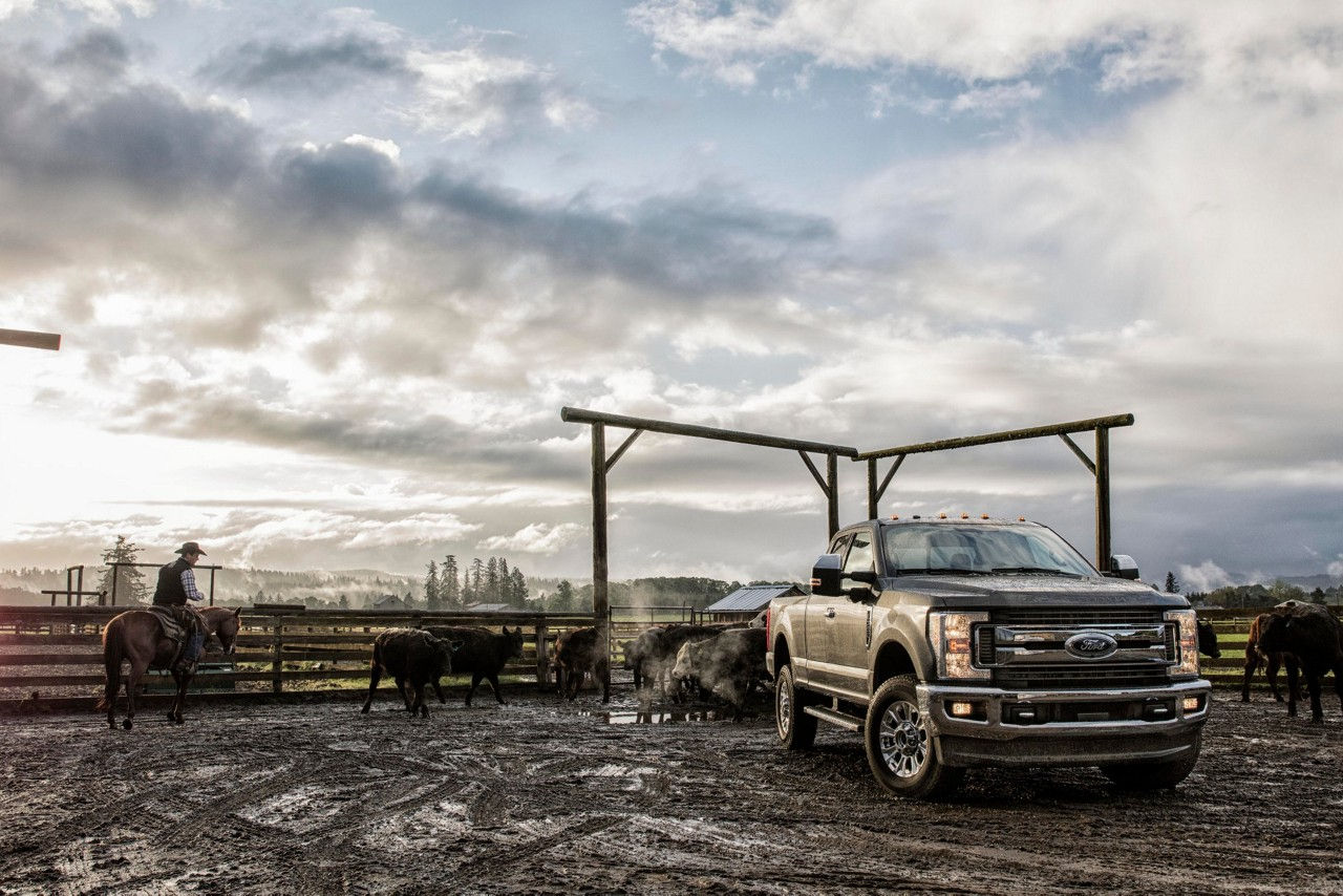 2017 Commercial Ford Super Duty