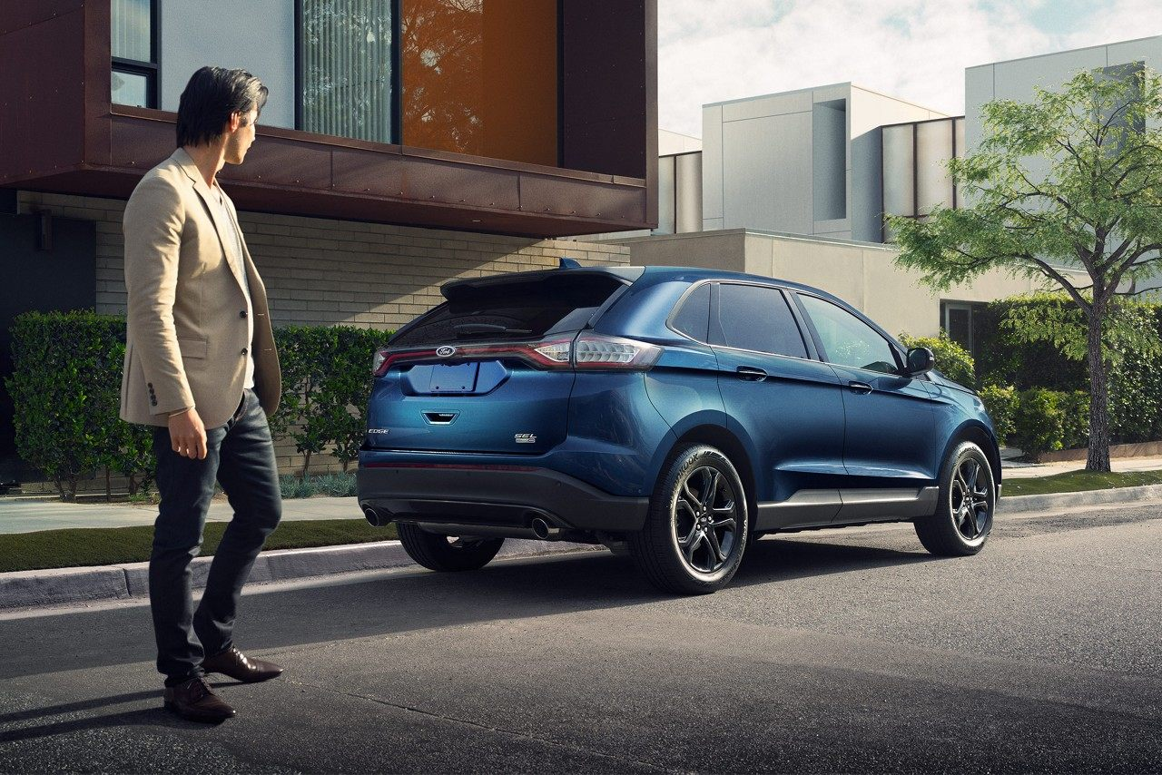 2018 Edge SEL with Sport Appearance Package
