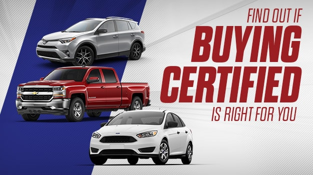 Find Out If Buying Certified is Right for You | Mike Raisor Pre-Owned Center