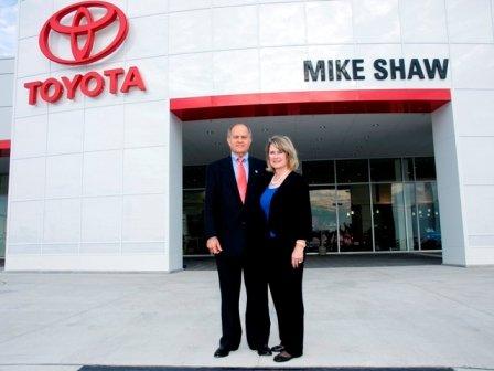 Mike Shaw Toyota Used Cars Corpus Christi