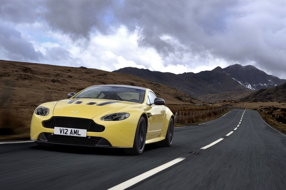 2017 Aston Martin V12 Vantage S - Currently Taking Orders Coupe