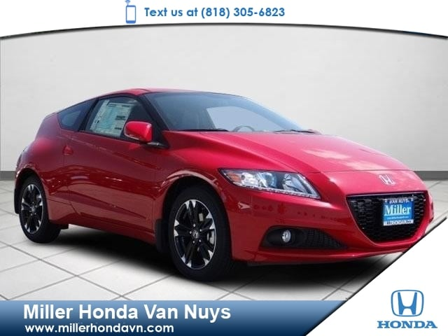2015 Honda CR-Z EX Coupe