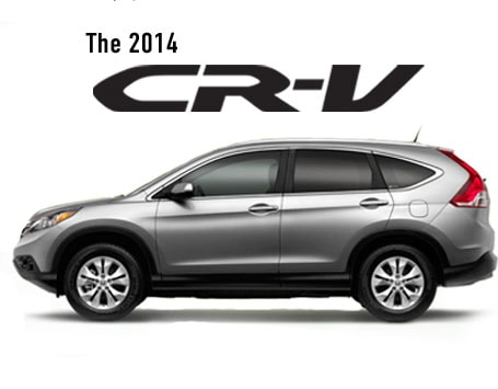 Happy Honda Days Sales Event 2014 2014 Honda Cr-v