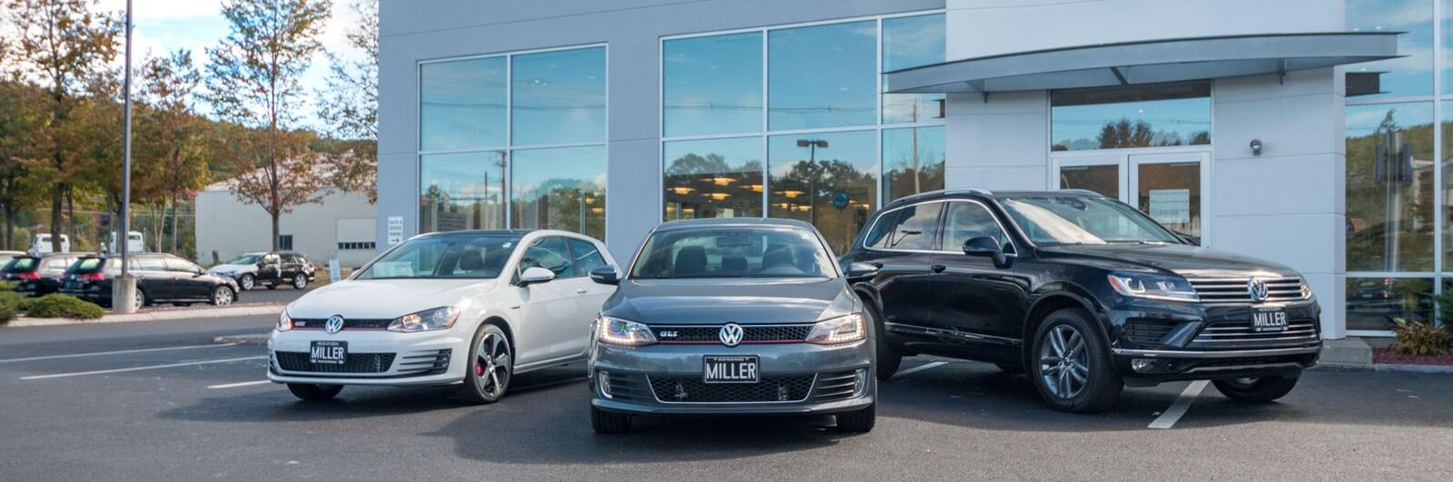 Miller Volkswagen Volkswagen Dealership In Lebanon Nh