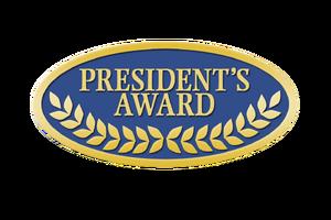 President Logo
