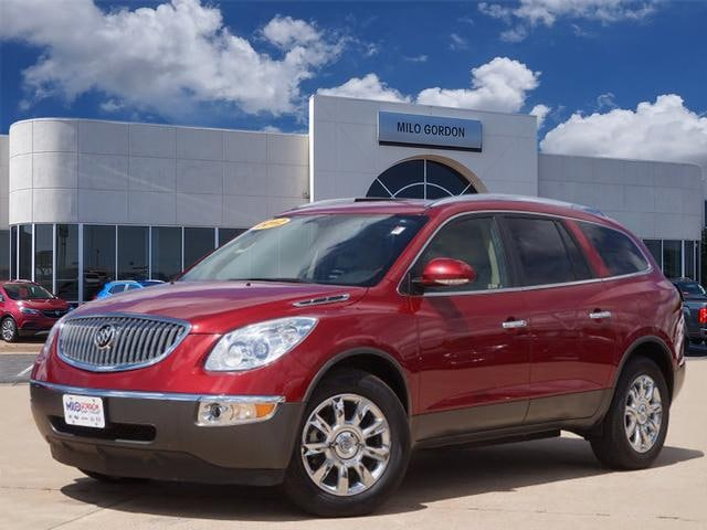 Used 2012 Buick Enclave For Sale  Lawton OK