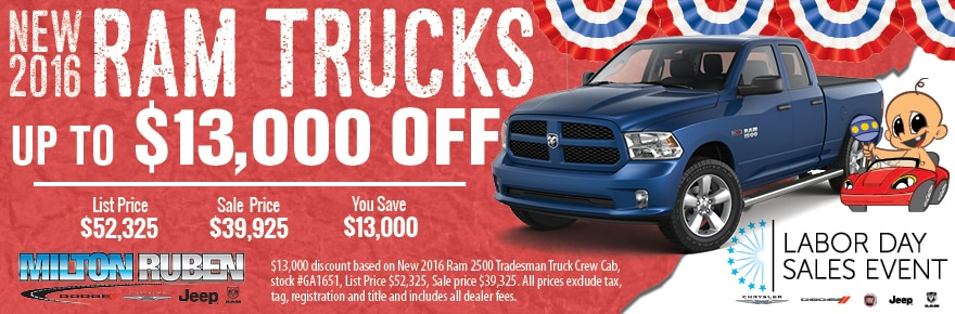 New 2015-2016 Chrysler, Dodge, Jeep, Ram and Used Car ...