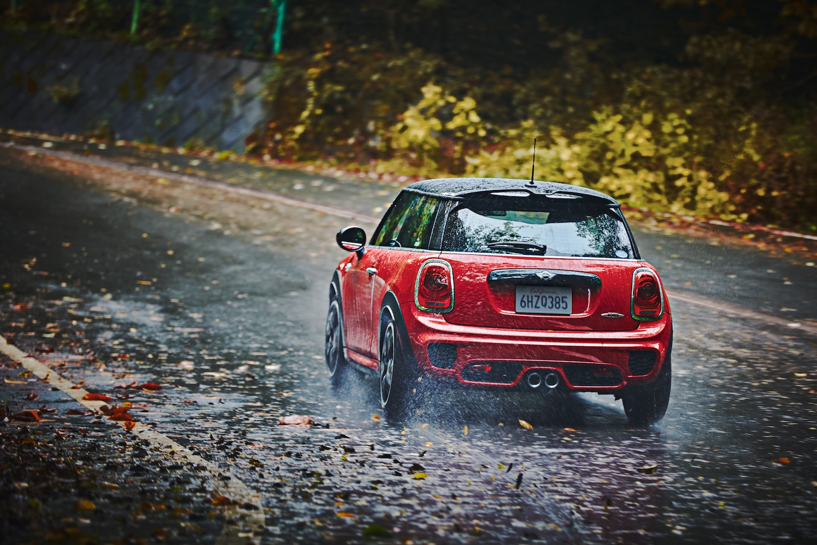 THE MINI FALL TIRE EVENT