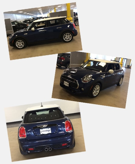 Pre-Owned 2016 MINI Hardtop S 4 door