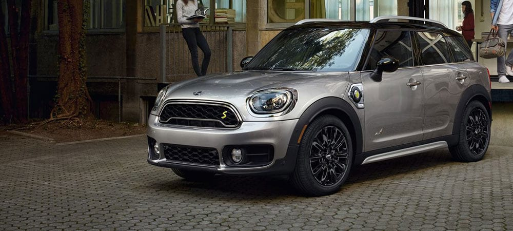 Mini Cooper Countryman All4 Safety