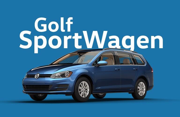 The VW Golf SportWagen