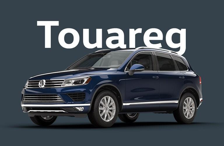 The VW Touareg