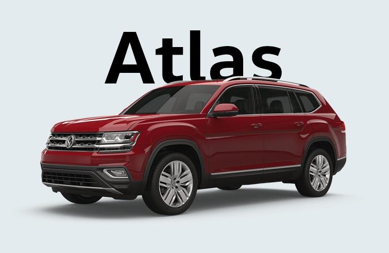 The Volkswagen Atlas