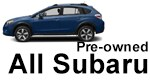 Used Subaru Models