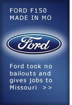 Ford Made in MO