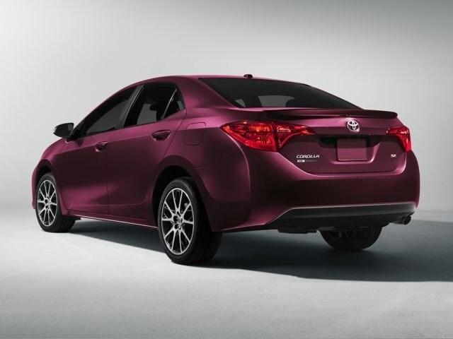 2017 Toyota Corolla Modern Toyota In Winston Salem
