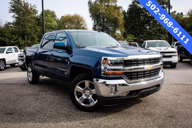 new 2018 Chevrolet Silverado 1500 LT Truck in Louisville