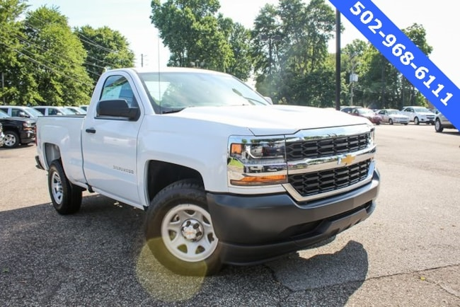 new 2017 Chevrolet Silverado 1500 WT Truck in Louisville