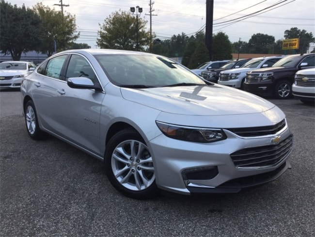 new 2018 Chevrolet Malibu LT Sedan in Louisville