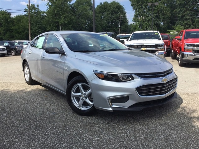 new 2018 Chevrolet Malibu LS Sedan in Louisville