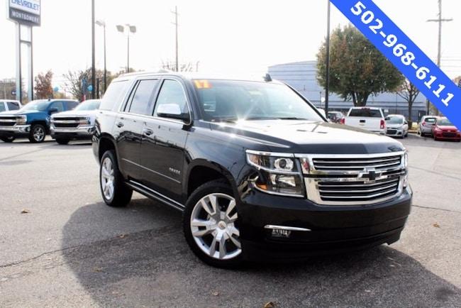 new 2017 Chevrolet Tahoe Premier Utility in Louisville