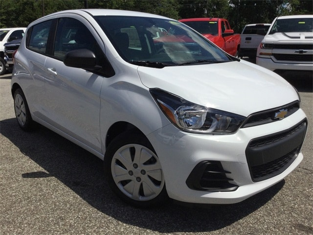 new 2017 Chevrolet Spark LS Hatchback in Louisville