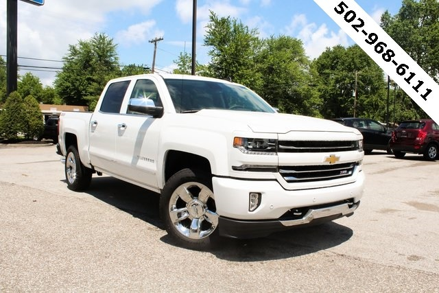 new 2017 Chevrolet Silverado 1500 LTZ Truck in Louisville