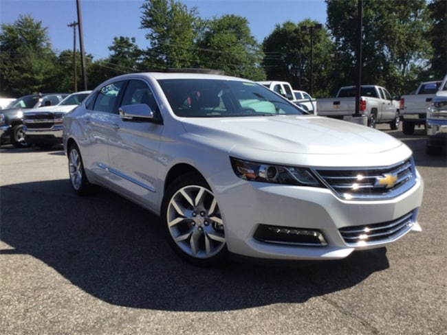 new 2018 Chevrolet Impala Premier Sedan in Louisville