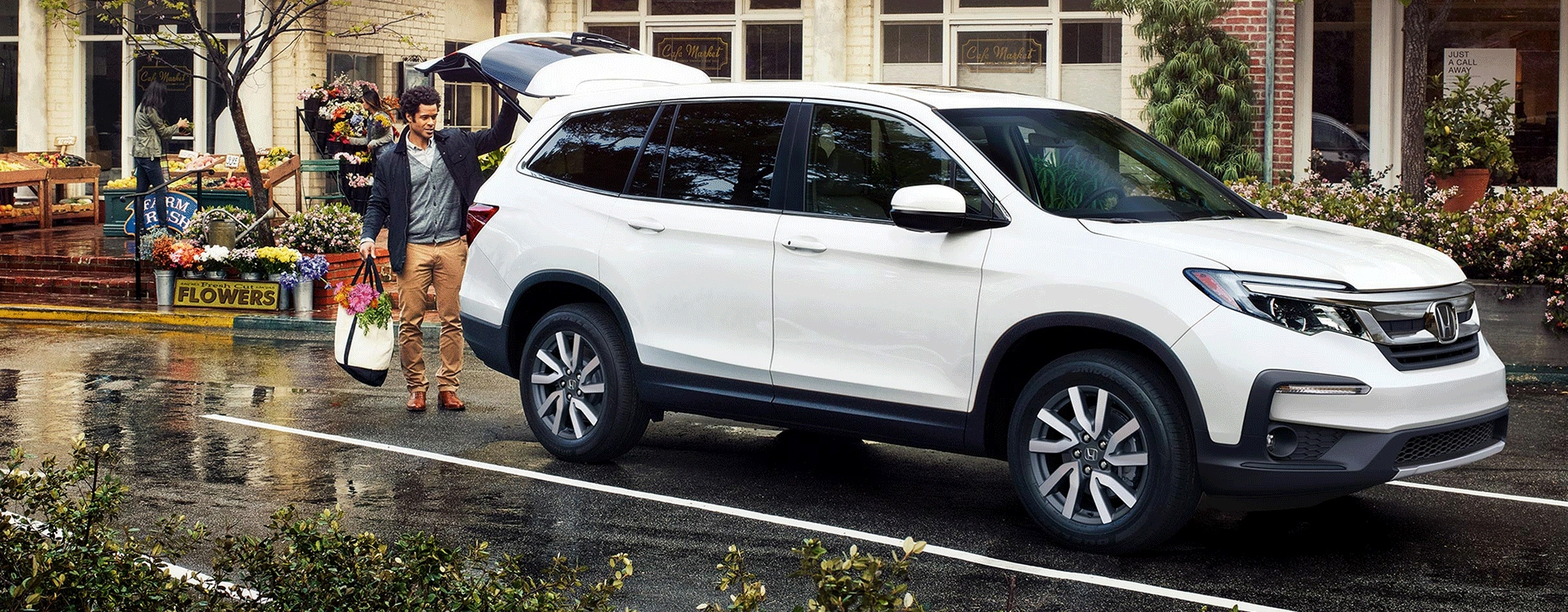Captivating Moon Township Honda, Your Honda Dealer Near Pittsburgh, Is Thrilled About  The Production Of The 2019 Honda Pilot. This Vehicle Is Available In Five  ...