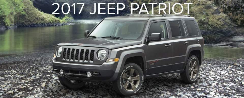 2017 Jeep Patriot Features
