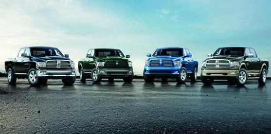The Ram Pickup Truck Lineup is available to Ottawa, IL residents from Greenway Chrysler Dodge Jeep Ram