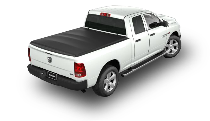 2017 RAM 1500 Tradesman HFE Rear View