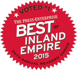 Moss Bros. Auto Group - Voted #1 Best of Inland Empire 2015 in the Press Enterprise 20th Annual Reader's Choice Awards