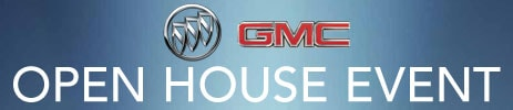 Buick GMC Open House Event
