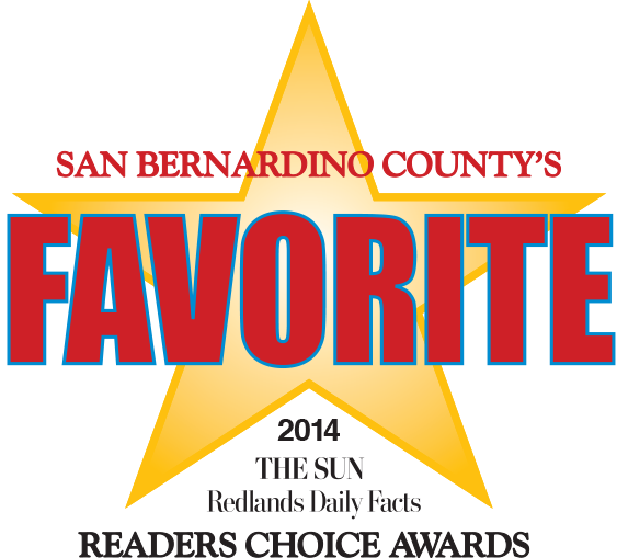 San Bernardino County's Favorite Auto Group - 2014 San Bernardino Sun Readers' Choice Awards