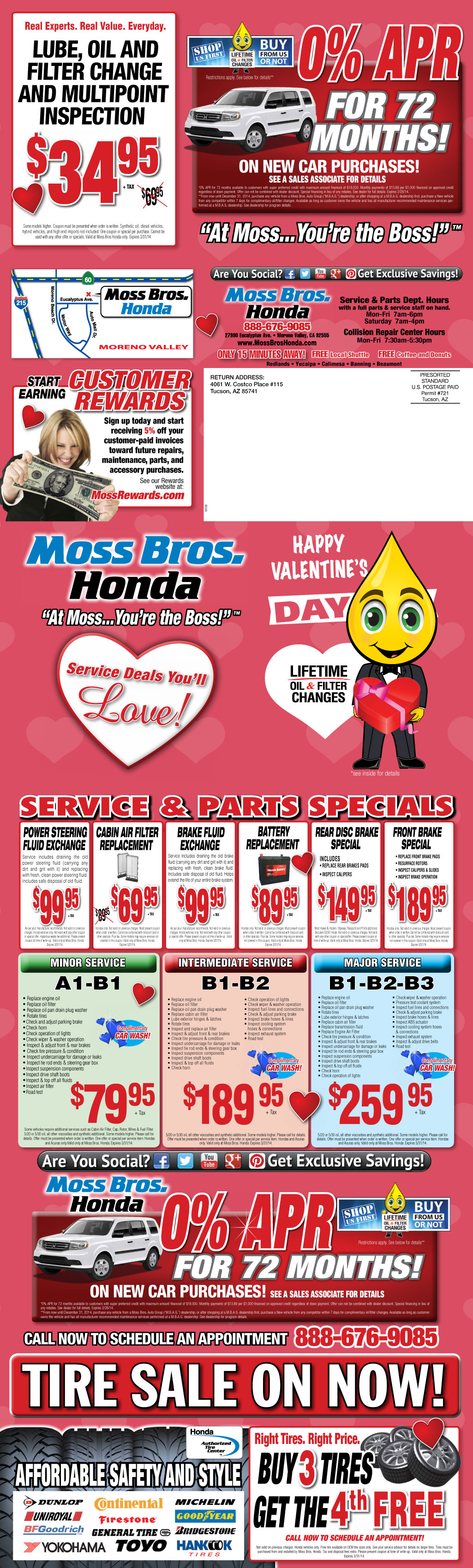 Pre Owned Vehicle Specials Moss Bros Auto Group ...