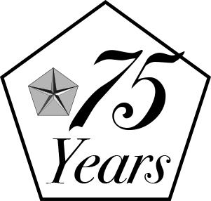 Chyrsler 75 Year Award