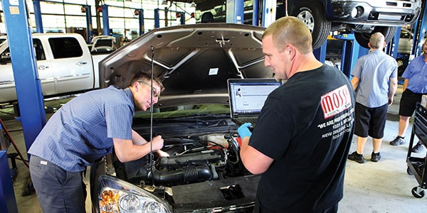 New orleans car repair auto service auto repair shop for Mossy motors used cars