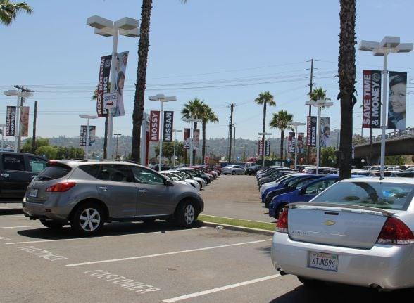 El Cajon Ca New 2017 Nissan And Used Car Dealer In San