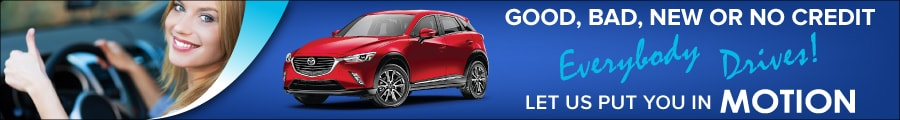 Mazda Summer Escape Sales Event