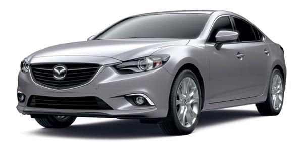 The Mazda 6 | Mazda of Brampton